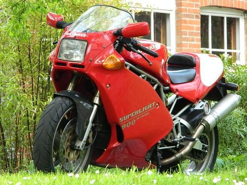 Ducati Superlight Register