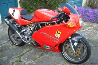 Mk II - Ducati900sl.com (The Ducati Superlight register)