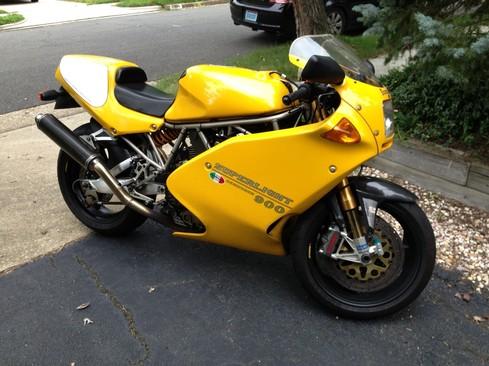 For Sale - Ducati900sl.com (The Ducati Superlight register)